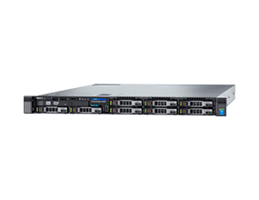 戴尔(DELL) R630机架式服务器 1U双路E5高密度主机